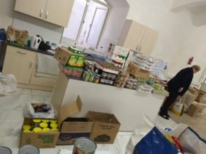 Shireburn supports The Foodbank