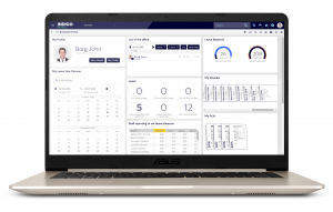 Indigo Employee Portal with Leave Management